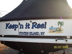 Naming Your Boat Fishing NamesBest