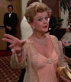 """Evening glitz. 