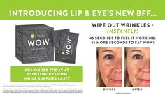 Are you ready for WOW - Loyal customer savings. www.Cornersbeads.myitworks.com  Leading products for a healthy life.