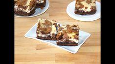 Brownies… Oh, I love them! Cheesecake brownies… OMG, these are the best brownies! These cheesecake brownies… One Bowl Brownies, Cheesecake Brownies, Best Brownies, Brownie Recipes, Chocolate Recipes, Yummy Cakes, Food Videos, Food To Make, Sweet Treats