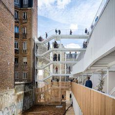 AAVP - Vincent Parreira - Immeuble Less à Paris - 7