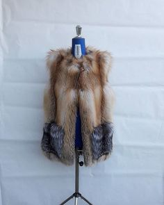 https://ift.tt/2yx2LPQ #fashion #new #style #luxury #vest #furvest #fur #real #celebrity #photooftheday #modern #picoftheday #moda #amazing #clothing #designer #women #collection #fall2018 #fw1819 #etsy #sales #gift #followme #like4like