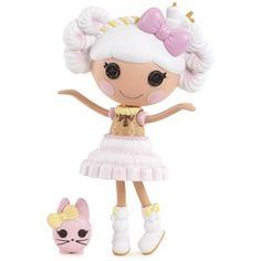 Amazon.com: Lalaloopsy Toasty Sweet Fluff Doll: Toys & Games
