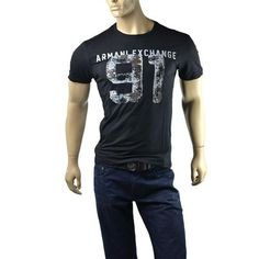 Armani Exchange A|X AX 91 Short Sleeve T Shirt /get dressed at #imagestudio714  http://imagestudio714.com   Please repin like & share.