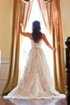 Large image view Wedding Gowns, Wedding Day, Lace Wedding, Casablanca Bridal Gowns, Brides, How To Wear, Collection, Image, Fashion