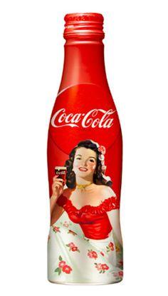 Coca-Cola 2013 Korea - Classic Calendar Girl PD