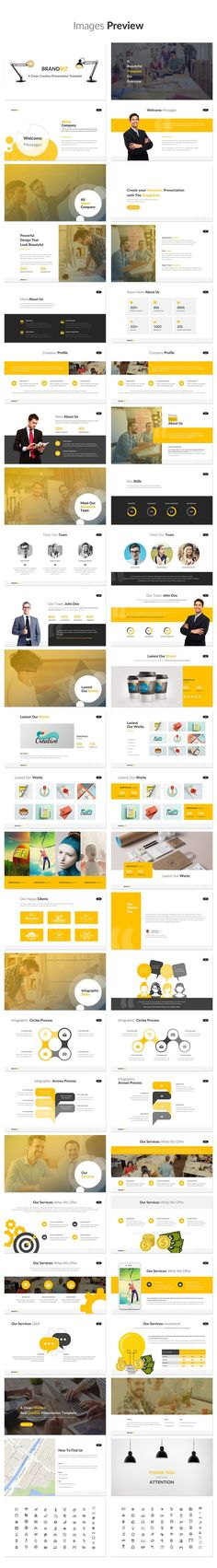 Multipurpose PowerPoint Template Template, Presentation - free roadmap templates