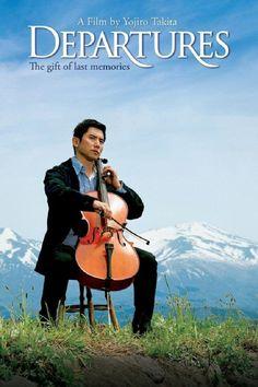 Departures - wonderful japanese film by Yojiro Takita 2008