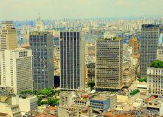 São Paulo n° 133/TORRES DO CENTRO VELHO! - Sao Paulo, Sao Paulo