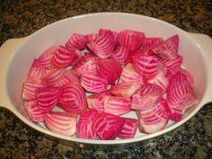 I love sweet beets.