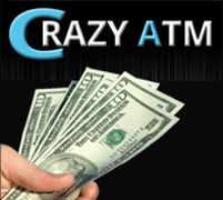 Crazy ATM App – Learn how to make $200-$300 per hour! 100% Free binary options trading software.