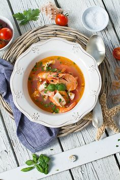 Fish soup by bognarreni, via Flickr