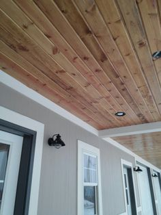 Tongue And Groove Ceiling Great Stain Color For Foyer And Gallery Hall A Graceful Great Room