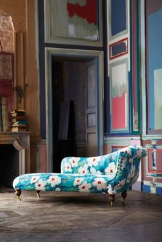 A Harlequin interior