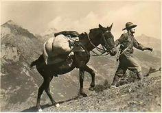 Alpino in Albania 1940 - pin by Paolo Marzioli