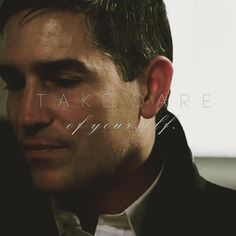 my edit. { S4E22 } #personofinterest #jimcaviezel