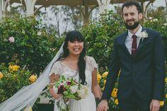 WERRIBEE MANSION WEDDING : MATT AND JESSIE