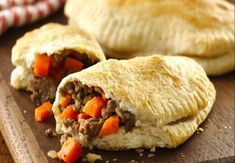 Beef and Potato Hand Pies | Food Recipes