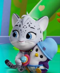 Palace Pets, Mickey Mouse Clubhouse, Disney Junior, Hug, Hello Kitty, Disney Characters, Fictional Characters, Baby, Porcelain Ceramics