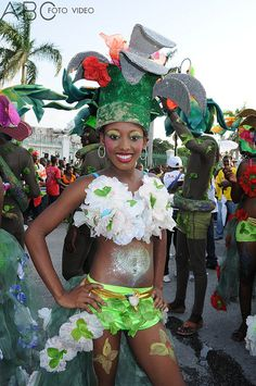 Haiti Carnival I want to visit one year when during this time
