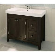 Vanity Home Hardware 299 99 Brown Or White Sink Separate