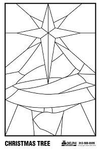 Free Christmas Tree Pattern