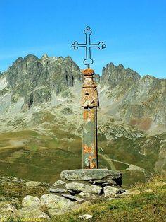 Col de la Croix de Fer 2067m - Croix de Fer ( 73 - Haute Savoie - France )