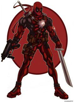 #Deadpool #Fan #Art. (Deadpool) By: Erockalipse. (THE * 5 * STÅR * ÅWARD * OF: * AW YEAH, IT'S MAJOR ÅWESOMENESS!!!™) [THANK U 4 PINNING!!!<·><]<©>ÅÅÅ+(OB4E)