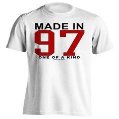 Mens 119th Birthday T-Shirt