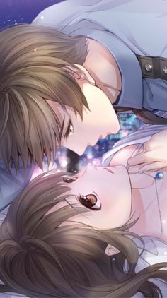Sweetness Drowning: Callous Boss and Awkward Wife - You will ove to read this romantic novel ❤❤ She looks at the pregnancy test report in his hand, - Couple Amour Anime, Couple Anime Manga, Anime Cupples, Anime Love Couple, Anime Kawaii, Cute Anime Couples, Anime Love Story, Manga Love, Art Anime Fille