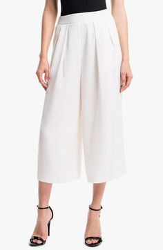 1.State Pleated Culottes available at #Nordstrom