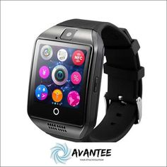 Cheap smart watch phone, Buy Quality watch phone directly from China smart watch Suppliers: Business Sports Smart Watch Phone with Touch Screen Camera Bluetooth Smartwatch for iPhone IOS for Samsung Android PK Sport Watches, Watches For Men, Wrist Watches, Women's Watches, Fashion Watches, Unique Watches, Sport Cardio, Bracelet Intelligent, Camera Watch