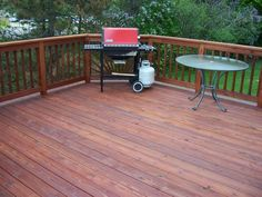 Fantastic Olympic Deck Stain