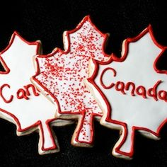 Celebrate Canada Day with a Lemon Zest Sugar Cookie