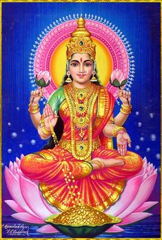 Lakshmi has also been a goddess of abundance and fortune for Buddhists Ganesh Images, Lord Krishna Images, Divine Goddess, Goddess Lakshmi, Jai Shri Ram Photo, Lovely Good Morning Images, 10 Most Beautiful Women, Hindu Deities, Hinduism