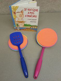 I am sharing a Laura Numeroff Party complete with activity stations to accompany four of her If You Give books.