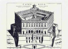 Výsledek obrázku pro villa farnese caprarola