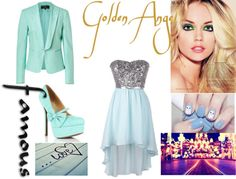 """Golden Age"" by marine-niall ❤ liked on Polyvore"
