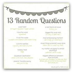 journaling quiz prompts/questions