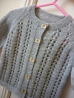 I love cardigans. Make this in a linen blend and it would become my go-to jacket for everything!