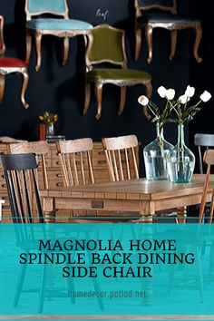 Are you curious how to apply an Home Spindle Back Dining Side Chair ? Look these inspirations below. We provide the best ones! Read more.