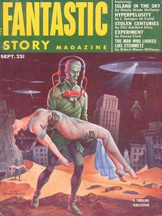 Fantastic Story Magazine (Sept 1953)