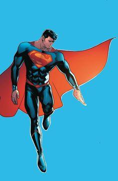 Superman (Pre-Flashpoint) by Jorge Jimenez