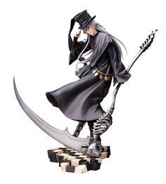 Undertaker (Black Butler Book of Circus) ARTFXJ PVC-Statue 1/8 25cm Kotobukiya
