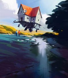 ArtStation - ..., Michal Sawtyruk