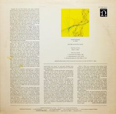 garadinervi - Iannis Xenakis, Electro-Acoustic Music(youtube),...
