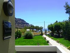 Suite with view . Lcd Television, Two Bedroom Suites, Double Beds, All Over The World, Environment, Crete Greece, Mansions, House Styles, Album