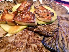 Setas frescas con foie y manzana, combinación explosiva de sabores. Restaurante Vinoteo Oviedo. c/ Campoamor, 29, Oviedo. T 984 08 16 96 #Asturias #Gastronomía #Calidad #ComidaCasera #Menu #HoraDeCenar #HoraDeComer #Comida #Comer #OviedoEstaDeModa #Foodie #FoodieLovers #Menú #GastroLovers #Fame #Vino #Vinos #IrDeVinos #Gastronomia #FoodPorn #Yummy