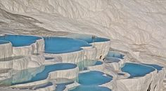 Pamukkale #2 by Carlos Pinto on 500px
