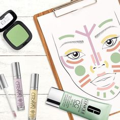 Have you ever tried colour correcting  You can easily make the bags under  your eyes 9caf2d9f9582